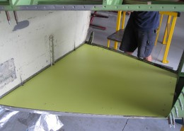 Bell 206 Series Baggage Floor