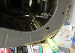 Bell Medium Tailboom Longeron Replacement