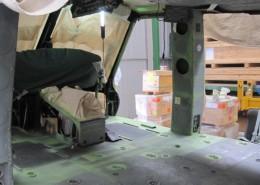 Bell Medium Interior Refurbishment