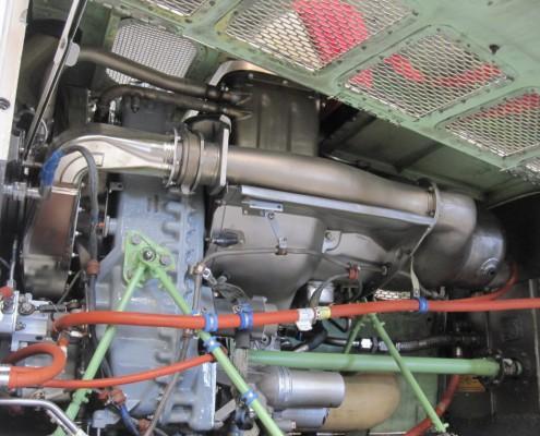 Bell 407 Engine C47B