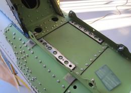 Bell Medium Fin Spar Repairs